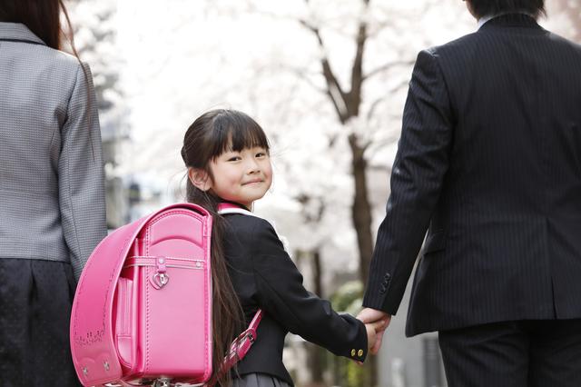 女の子 小学校入学式 準備