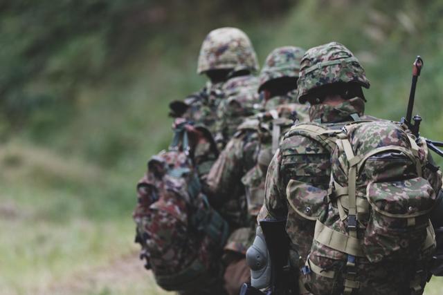 ランドセルの語源となった軍隊の背嚢