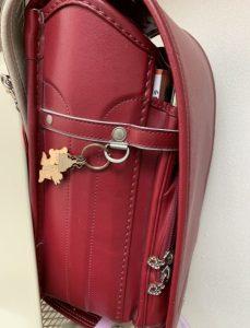 萬勇鞄 赤系ランドセル
