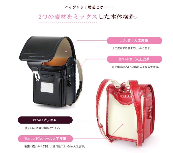 山本 鞄 ランドセル 2021